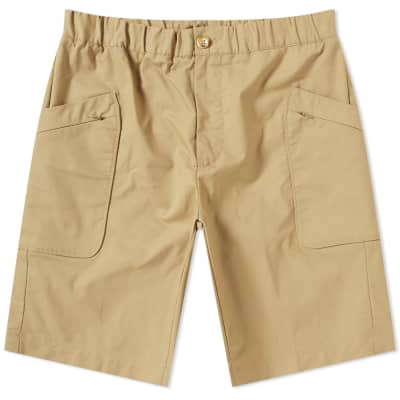 Nanamica x Slowear Multi Pocket Short