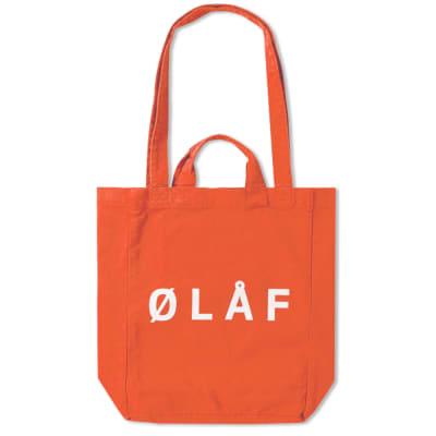 Olaf Hussein ØLÅF Tote Bag