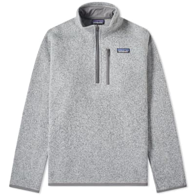 Patagonia Better Sweater 1/4 Zip Jacket