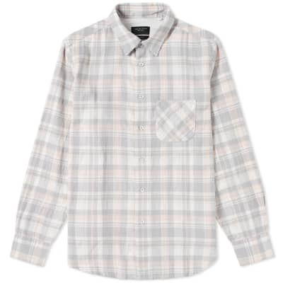 Rag & Bone Beach Checked Shirt
