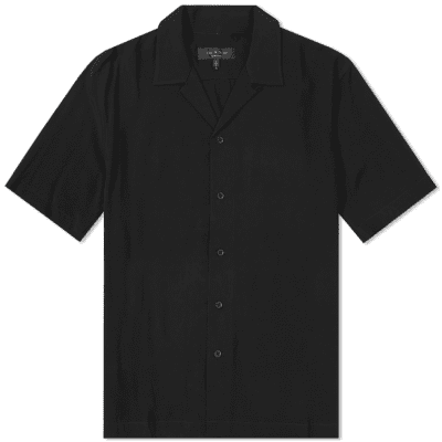 Rag & Bone Short Sleeve Vacation Shirt