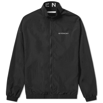 Givenchy Collar Logo Track Jacket