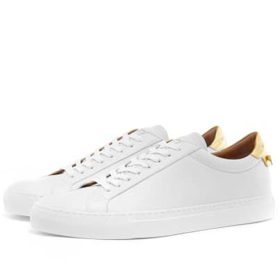 Givenchy Metallic Urban Street Low Sneaker