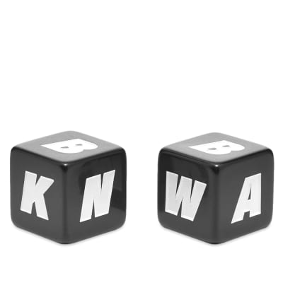 Know Wave x Black Dice Dice
