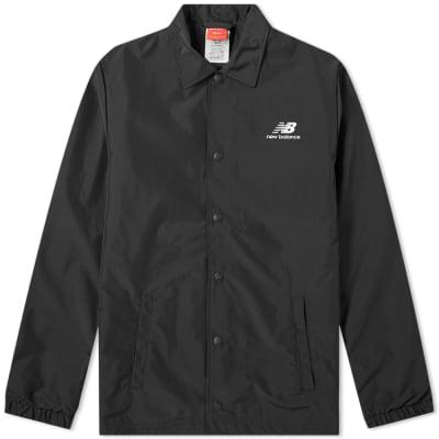 New Balance Stacked Coach Jacket