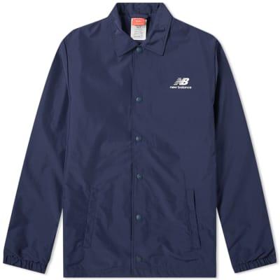 393e9f63b262d New Balance Stacked Coach Jacket