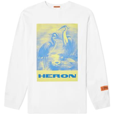 993be308a461dd Heron Preston Long Sleeve Painting Tee