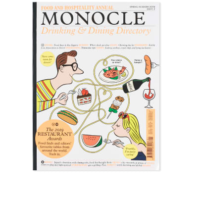 The Monocle Drinking & Dining Directory