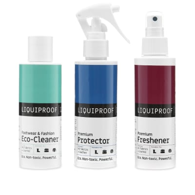 Liquiproof Labs Footwear & Fashion Complete Care Kit