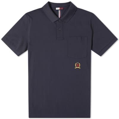Hilfiger Collection Crest Pocket Polo