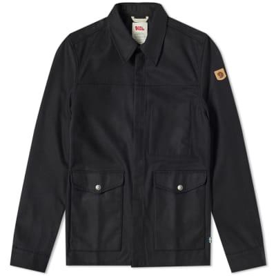 Fjällräven Greenland Re-Wool Shirt Jacket