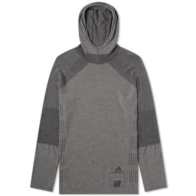 Adidas x Undefeated Long Sleeve Primeknit Tee
