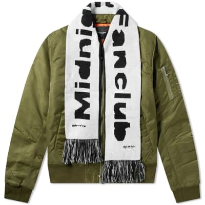 Midnight Studios Nylon MA-1 Jacket
