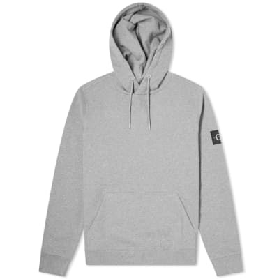 Calvin Klein Monogram Sleeve Badge Hoody