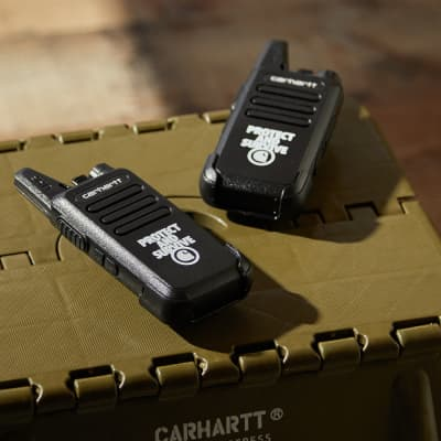 Carhartt WIP Protect and Survive Walkie Talkie Set