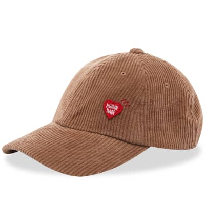 Human Made Heart Corduroy Cap