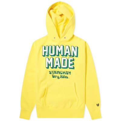Human Made Pizza Hoody