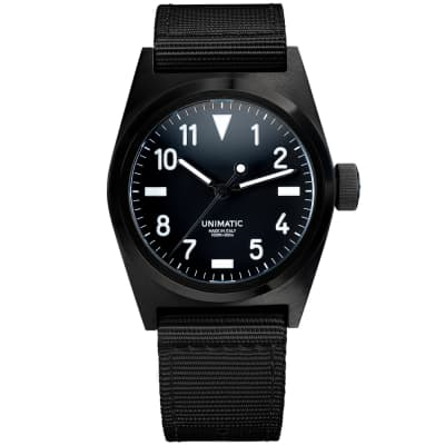 Unimatic Modello Due U2-BN Watch