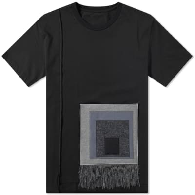 A-COLD-WALL* Velcro Patch Tee