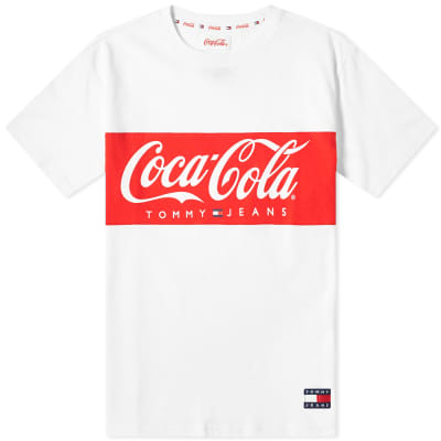 Tommy Jeans x Coca-Cola Tee