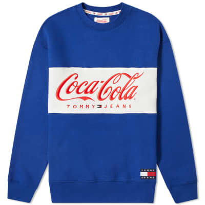Tommy Jeans x Coca-Cola Crew Sweat