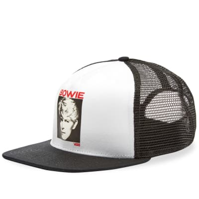 Vans x David Bowie Serious Moonlight Trucker Cap