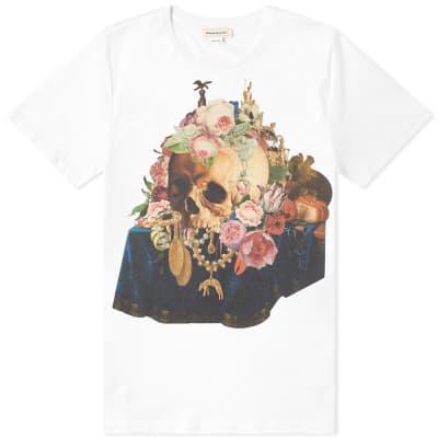 Alexander McQueen Still Life Skull Tee