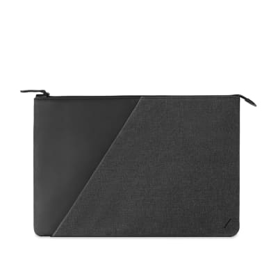 Native Union Stow Macbook Case Fabric Slate 13""
