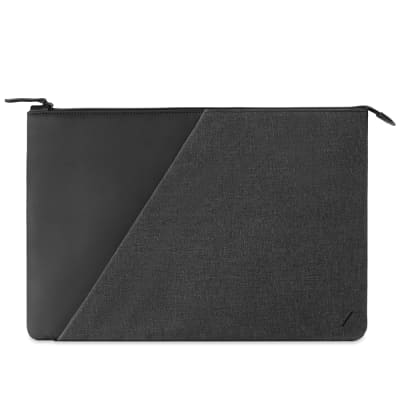 Native Union Stow Macbook Case Fabric Slate 15""