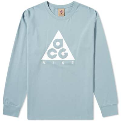Nike Long Sleeve ACG Logo Tee