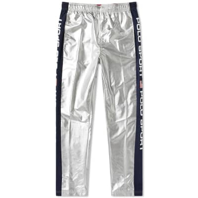 3051c126 Polo Sport Silver Taped Pant