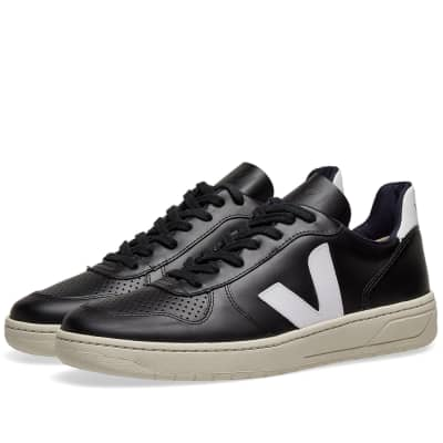 Veja V-10 Leather Basketball Sneaker