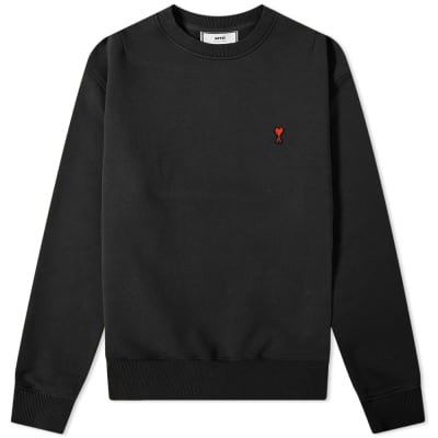 AMI Heart Logo Crew Sweat