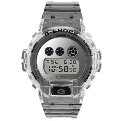 Casio G-Shock DW-6900SK-1ER Skeleton Series Watch