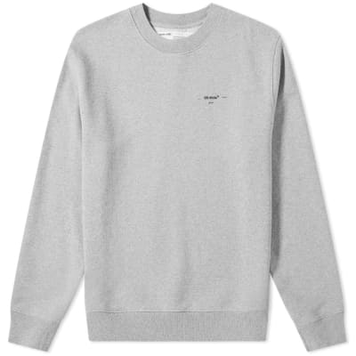 "Off-White ""LOGO"" Crew Sweat"