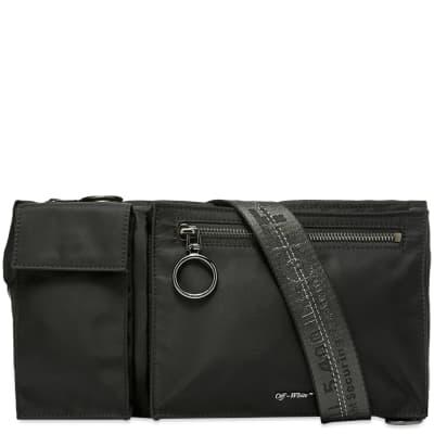 Off-White Multi Pocket Waist Bag