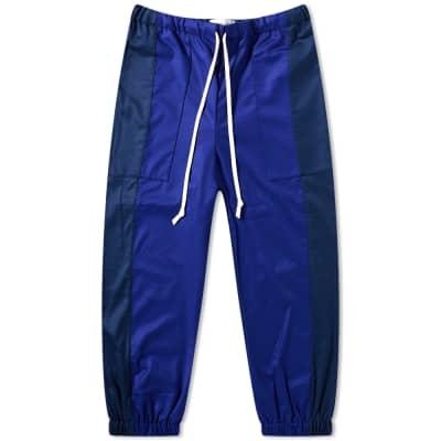DIMA LEU Flannel Track Pant