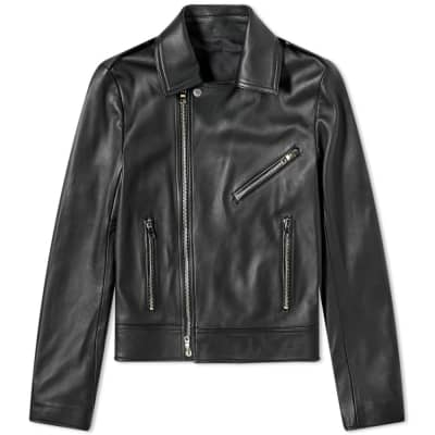 Balmain Perfecto Leather Jacket