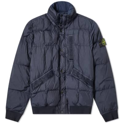 e0cd89909dcc4 Stone Island Crinkle Reps Down Jacket