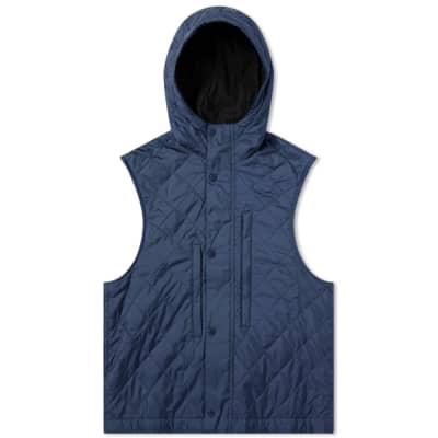 Barbour x Engineered Garments Field Vest