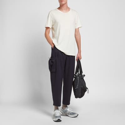 ADER error Logo Semi-Wide Pant