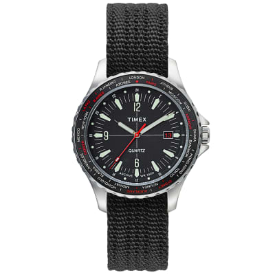 Timex Archive Navi World Time Watch