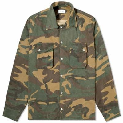 Rhude Drawstring Jacket