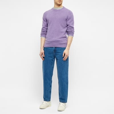 Sporty & Rich x Harmony Brushed Wool Crew Knit