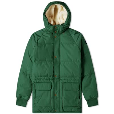 Aimé Leon Dore x Woolrich Hooded Down Jacket