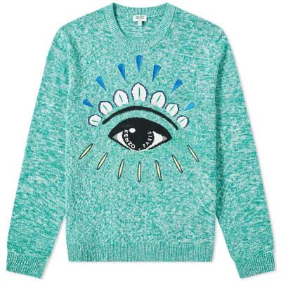 Kenzo Eye Crew Knit