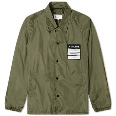Maison Margiela 10 Stereotype Coach Jacket