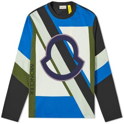 Moncler Genius - 5 - Moncler Craig Green Long Sleeve Logo Tee