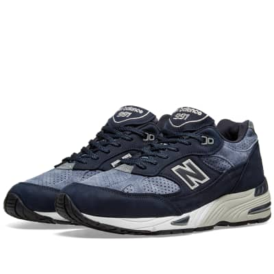 New Balance M991NVB - Made in England