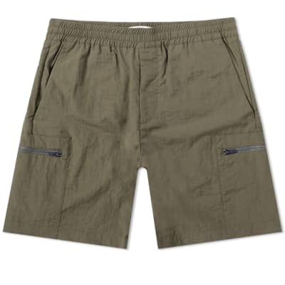 Norse Projects Luther Tech Cargo Short